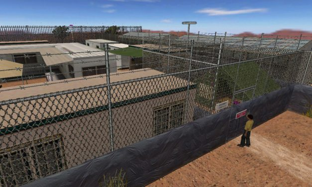 Escape from Woomera