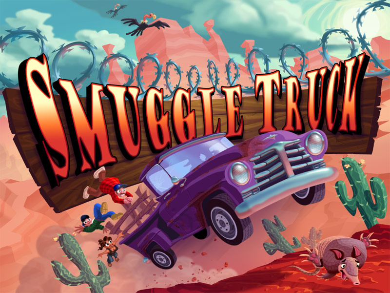 Smuggle truck